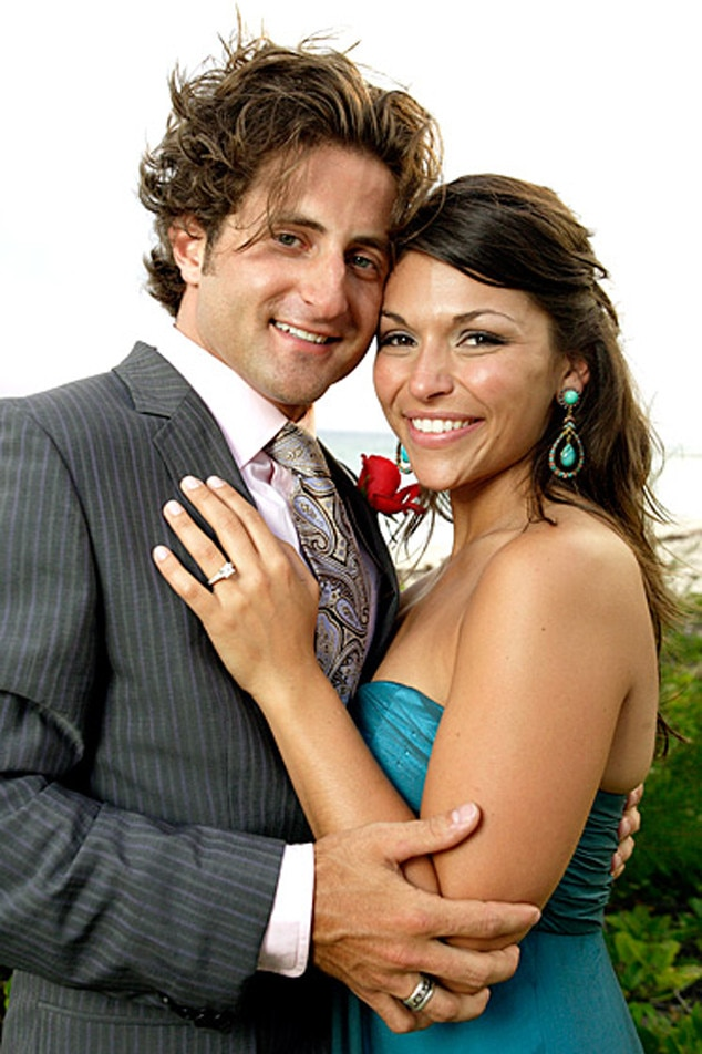 The Bachelorette,  Season 4 (May 2008) -  After being rejected by  Brad Womack ,  DeAnna Pappas  managed to find love for one hot second with  Jesse Csincsak , while  Jason Mesnick  was left as the runner-up. In a completely-the-opposite-of-shocking turn of events, DeAnna and Jesse broke up after just a few months of dating.
