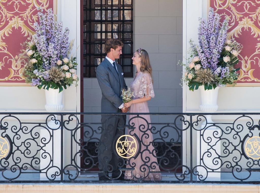 Beatrice Borromeo Wedding Gown