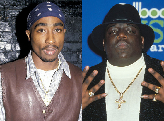 Tupac, Notorious B.I.G