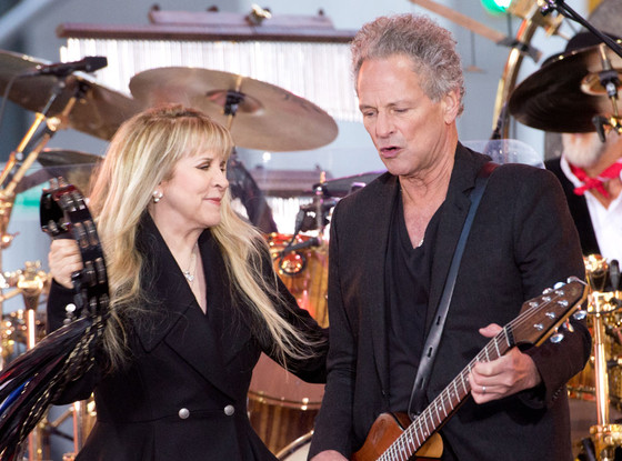 Fleetwood Mac, Stevie Nicks, Lindsey Buckingham