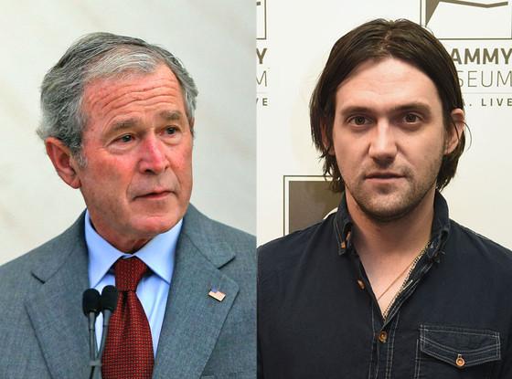 George W. Bush, Conor Oberst