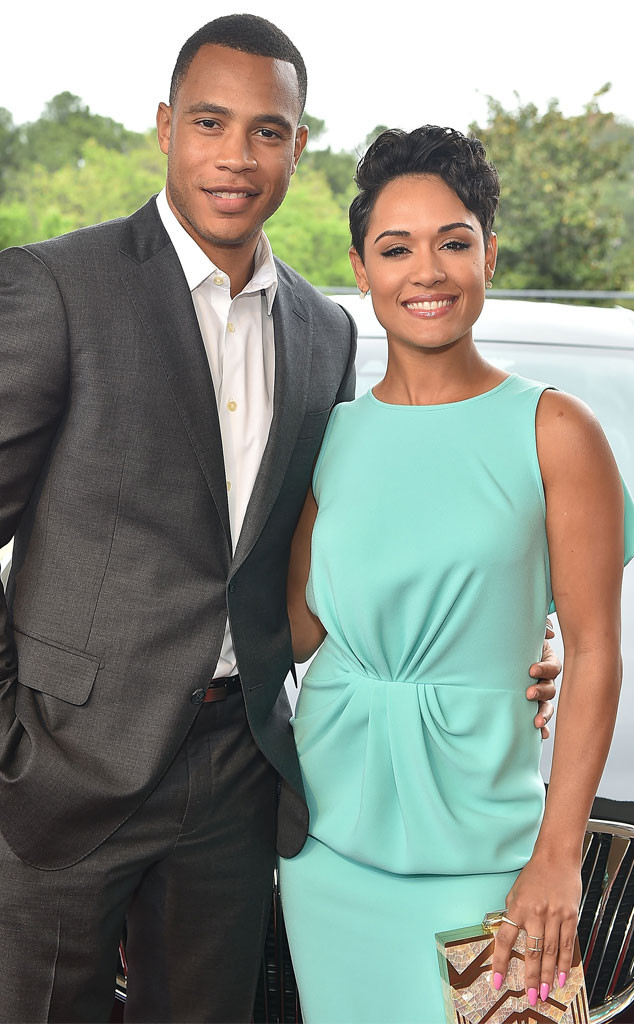 Trai Byers, Grace Gealey