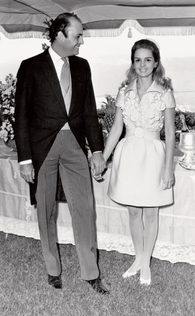 Carolina Herrera Wedding