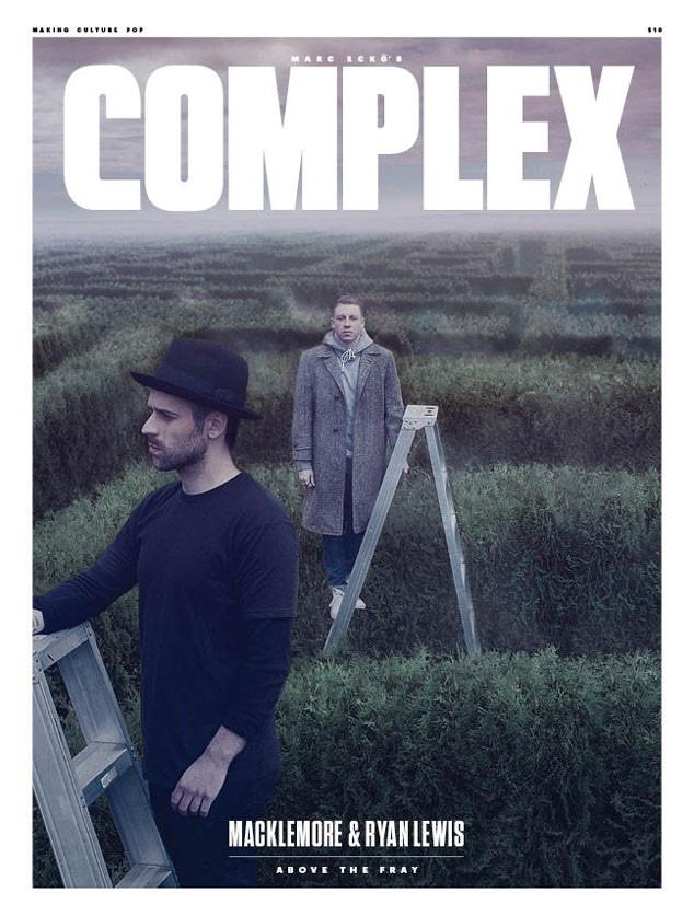 Complex Magazine, Macklemore, Ryan Lewis