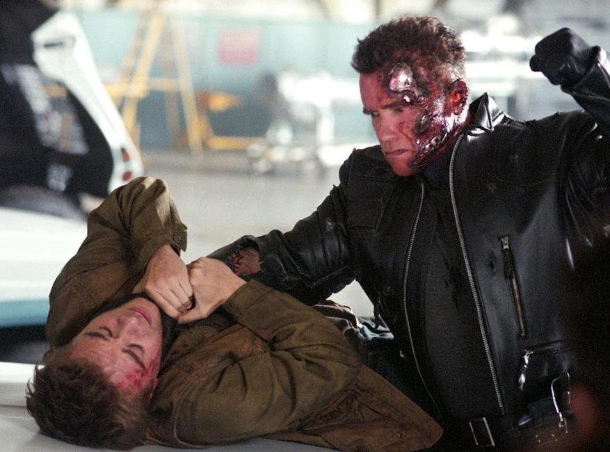 Arnold Schwarzenegger, Terminator 3