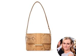 Designer handbags named after celebs, Diane Kruger