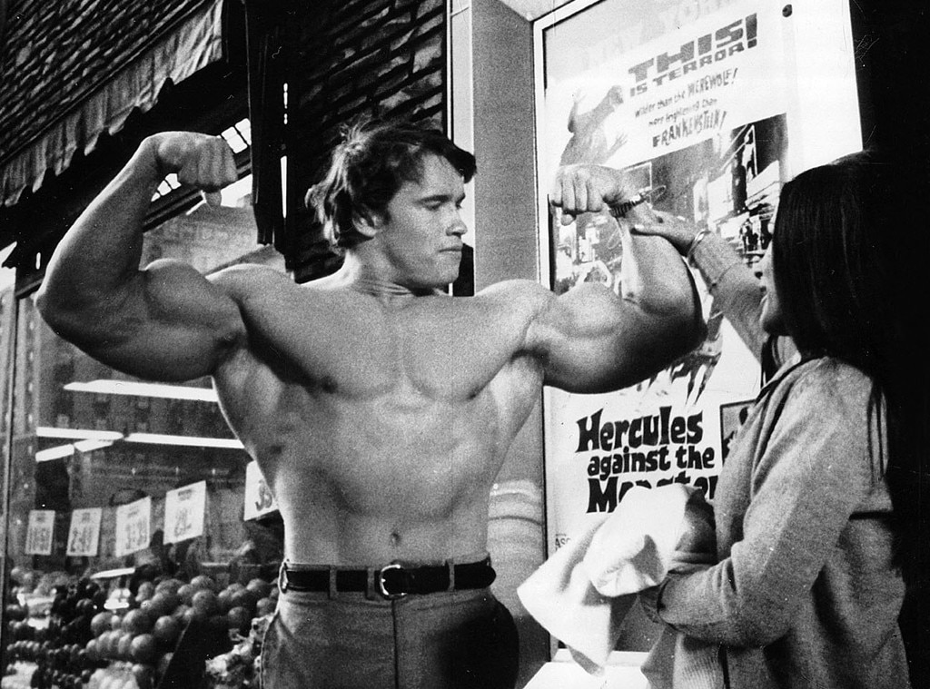 Arnold Schwarzenegger, Hercules in New York