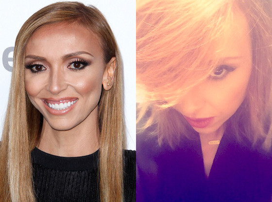 Giuliana Rancic, Hair
