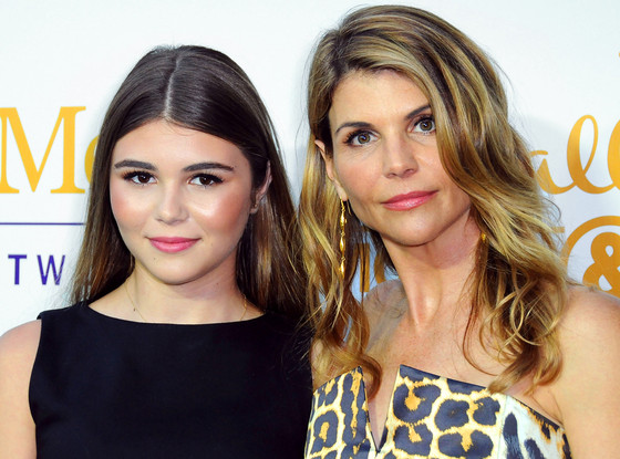 whoa lori loughlin s look alike daughter is her mini me and of
