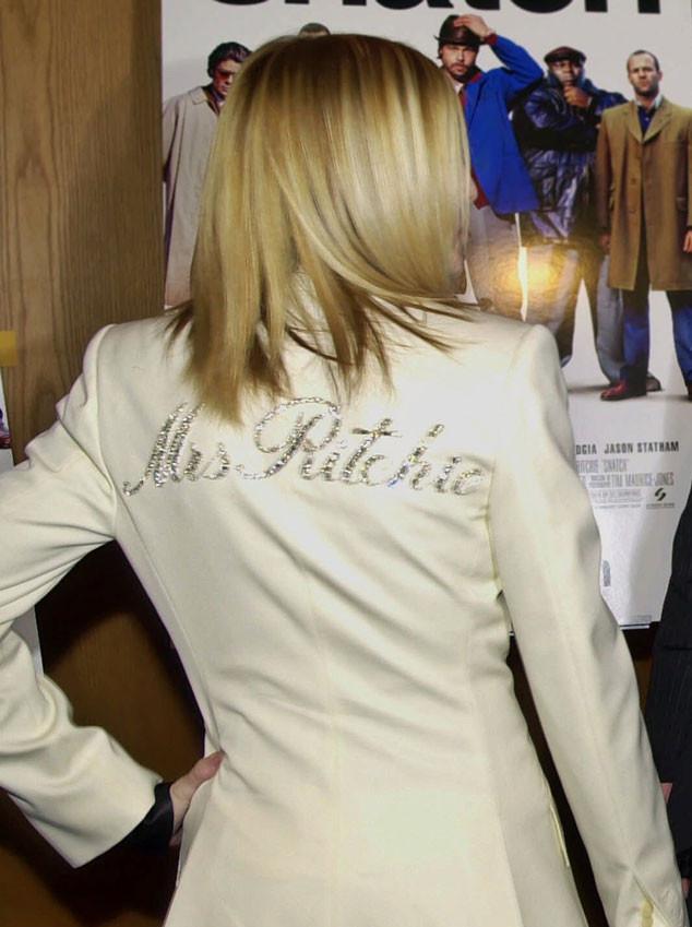 Madonna, Mrs. Ritchie