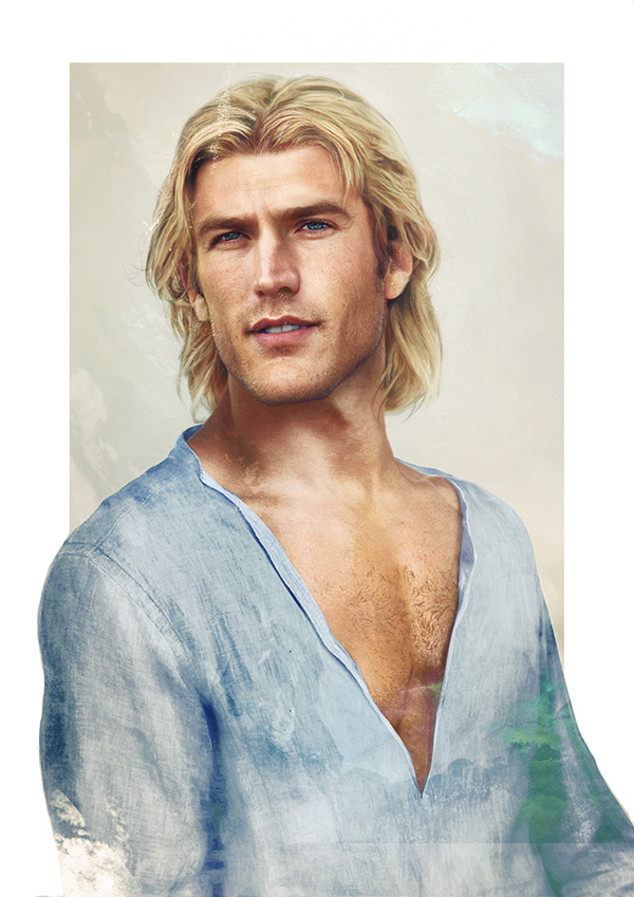 Disney Princes in Real Life