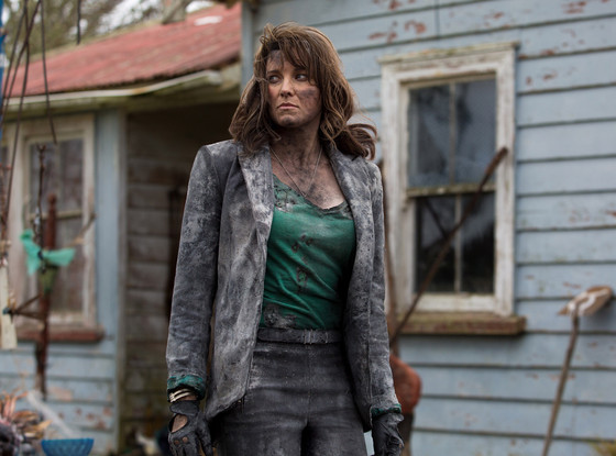 Lucy Lawless, Ash vs Evil Dead