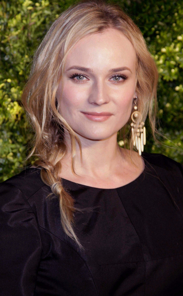 Diane Kruger, Lazy Hair