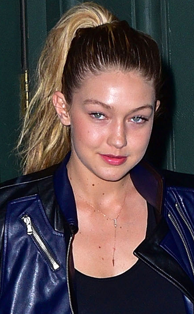 Gigi Hadid, Lazy Hair