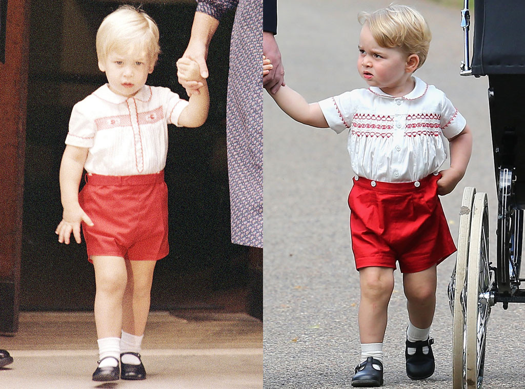 Prince George, Prince William, Duke of Cambridge