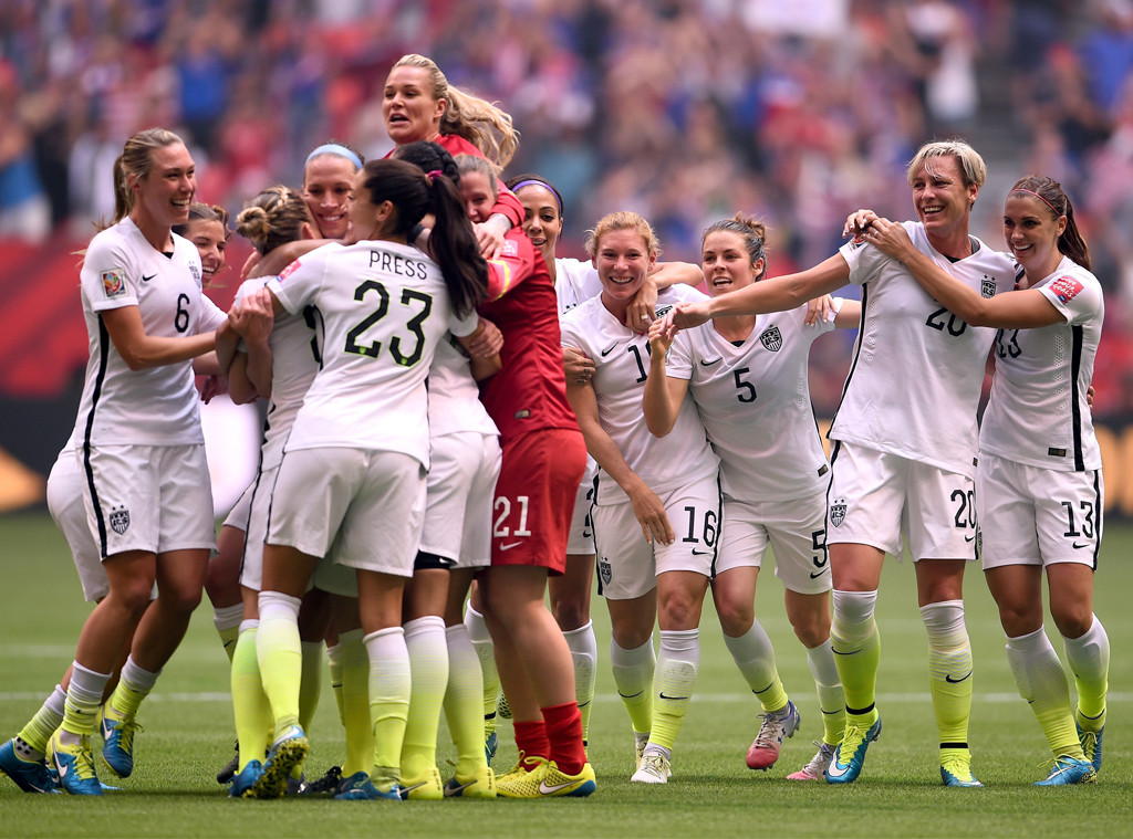 FIFA Women's World Cup, USNWT