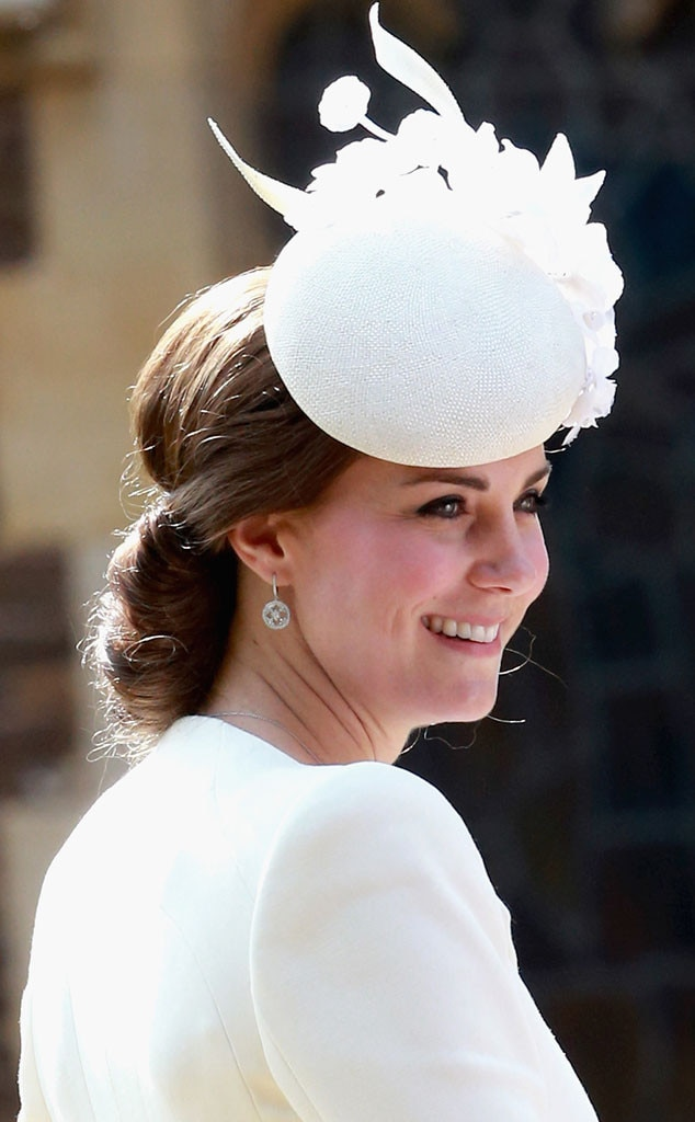 Catherine, Duchess of Cambridge, Christening