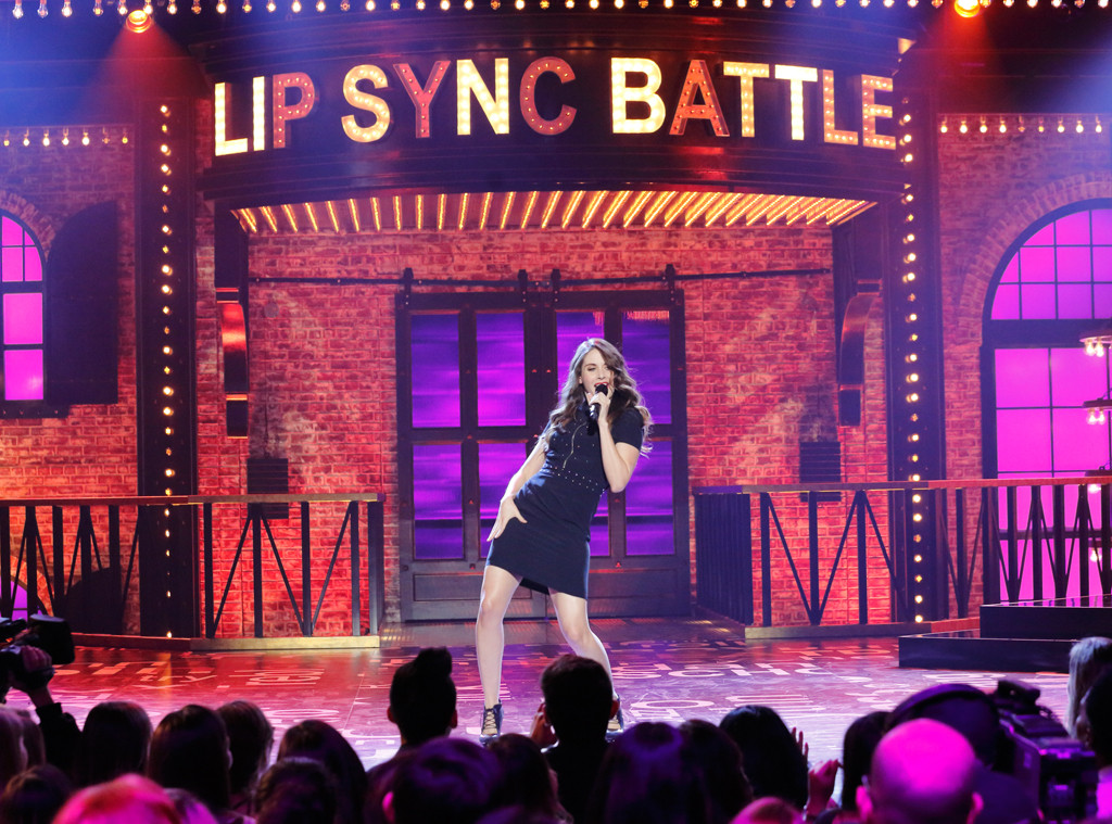 Lip Sync Battle, Alison Brie