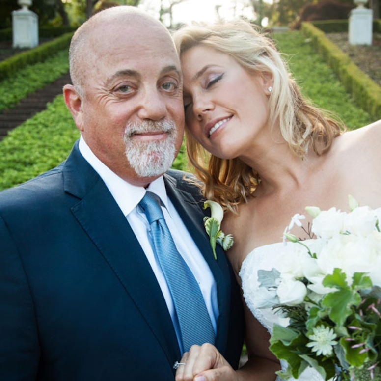 Billy Joel, Alexis Roderick, Wedding