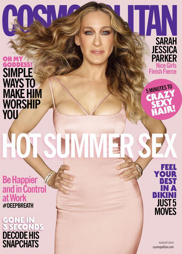 Sarah Jessica Parker, Cosmopolitan Magazine