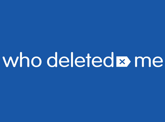 Who Deleted Me, Facebook