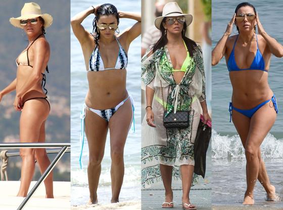 Eva Longoria, Bikini