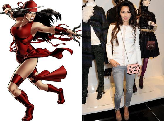 Elodie Yung, Elektra, Daredevil