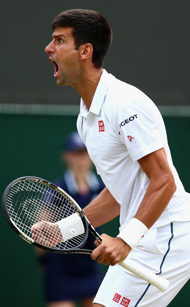Novak Djokovic, Sports