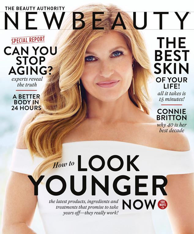 Connie Britton, New Beauty, Magazine