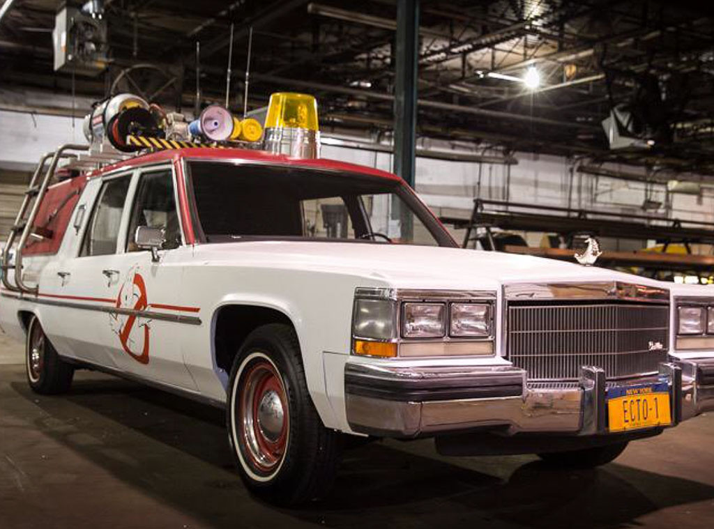 Ghostbusters Car