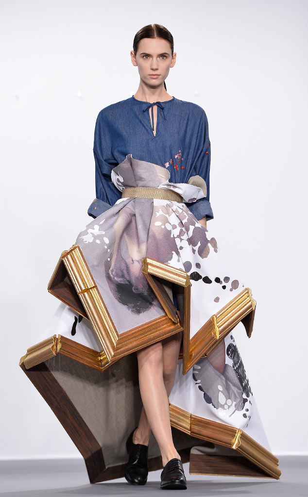 Viktor & Rolf, Paris Fashion Week Haute Couture