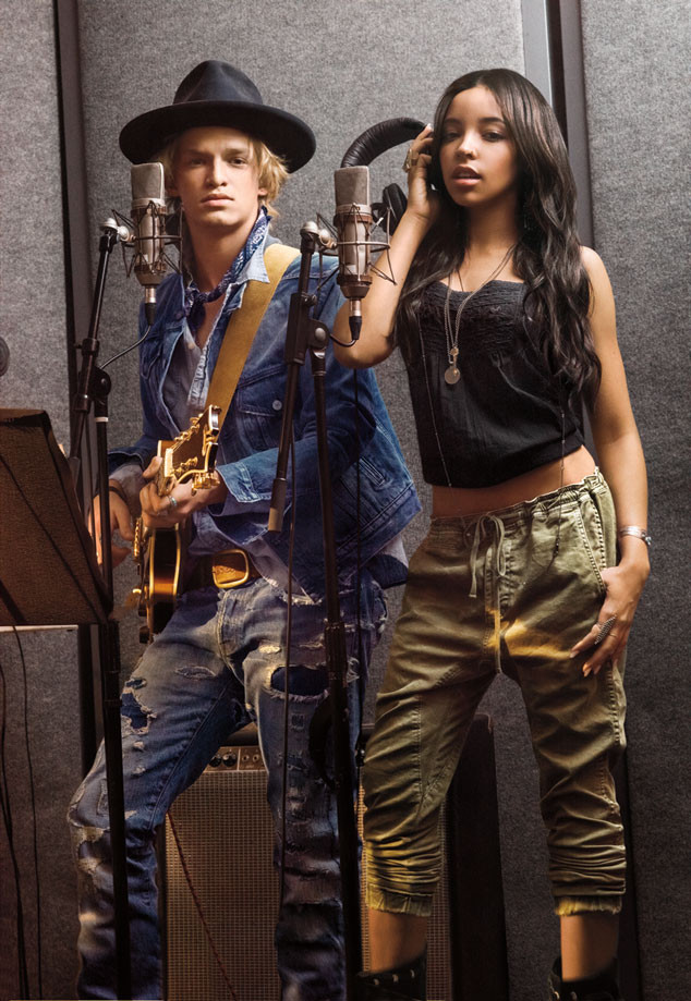 Ralph Lauren, Denim & Supply, Cody Simpson, Tinashe