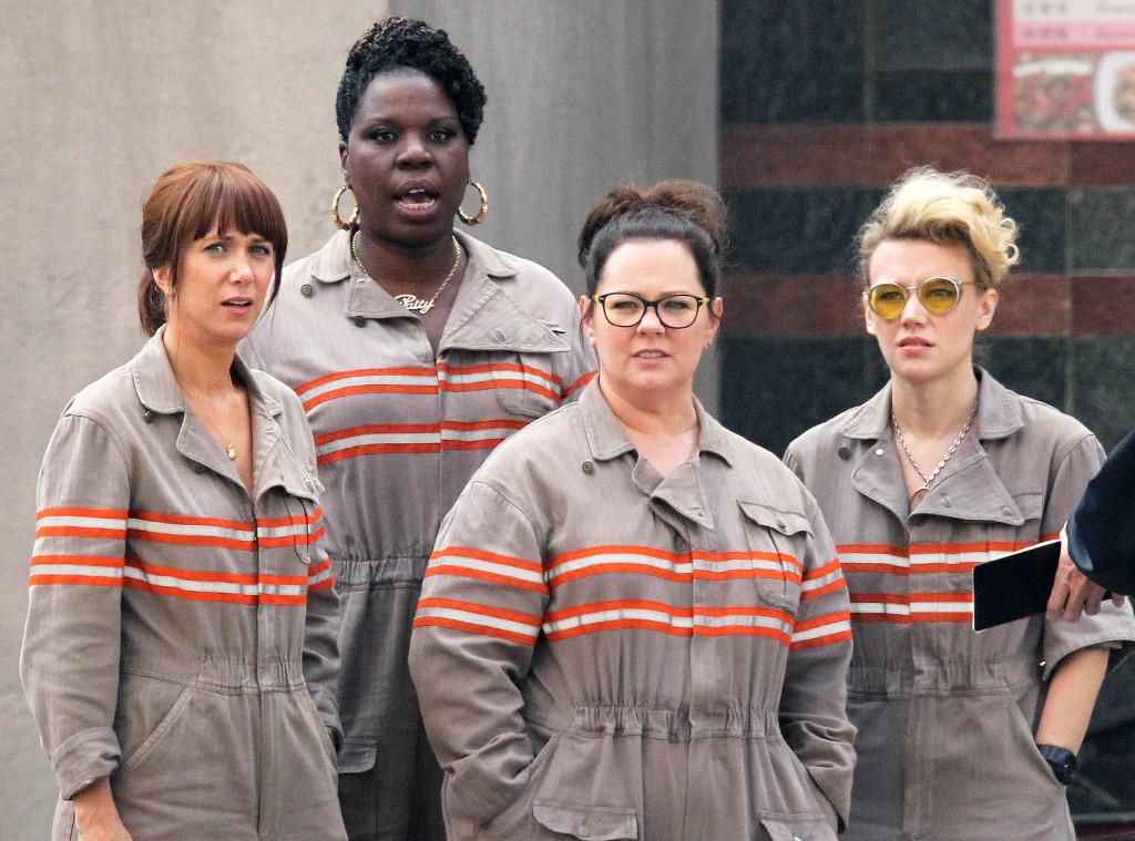 Melissa McCarthy, Kate McKinnon, Kristen Wiig, Leslie Jones, Ghostbusters