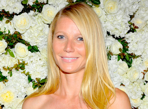 Gwyneth Paltrow, Under Eye