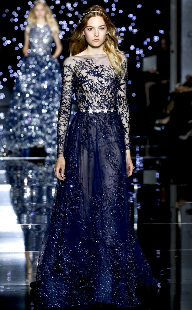 Zuhair murad from best looks from paris haute couture for Hot couture fashion