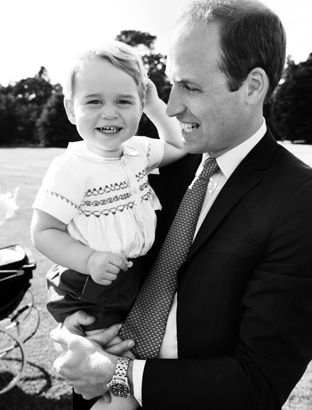 The Duke of Cambridge, Prince William, Prince George