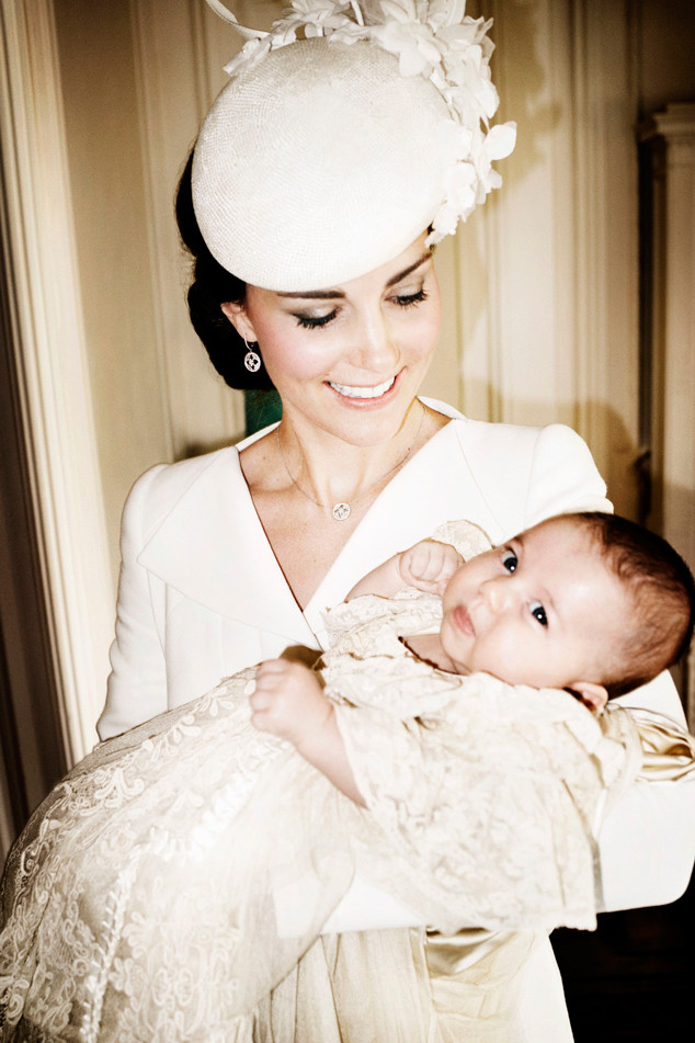 Duchess of Cambridge, Kate Middleton, Princess Charlotte, Christening