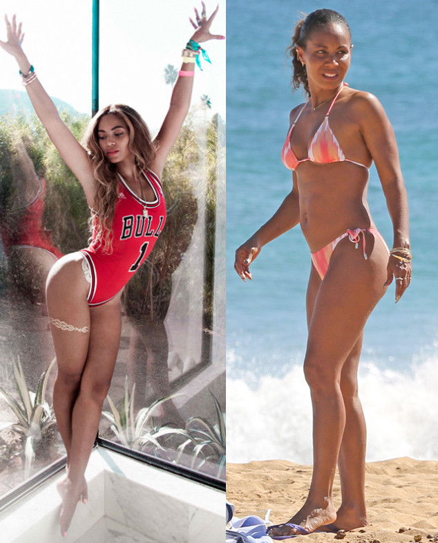 Best of Summer Best Bods, Beyonce, Jada Pinkett Smith