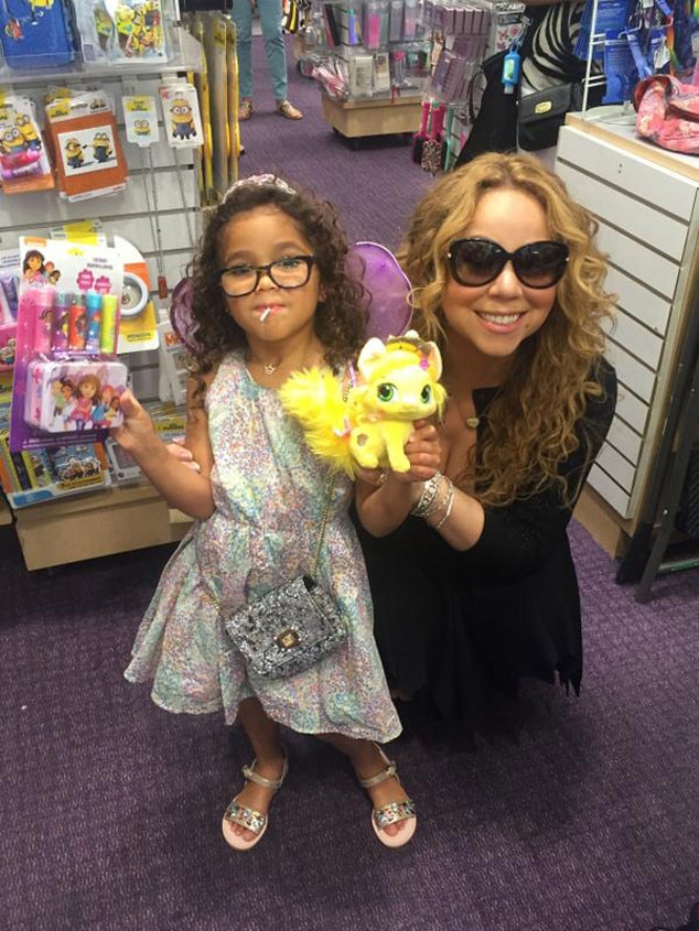 toy time from mariah careys twins are the cutest e news