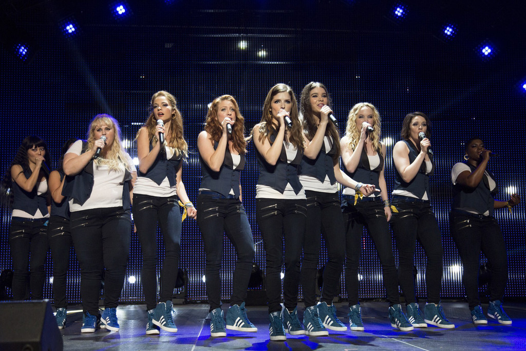 Hailee Steinfeld, Cast, Pitch Perfect 2