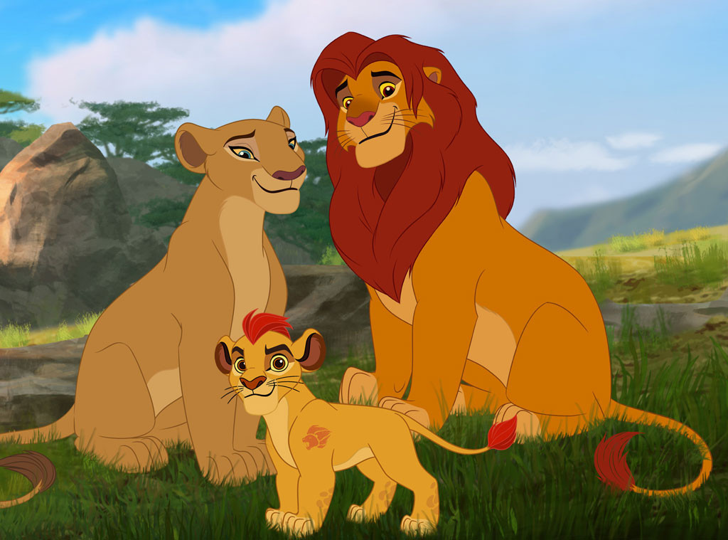 picture of simba in the new lion king