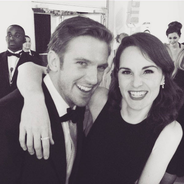 Michelle Dockery, Instagram