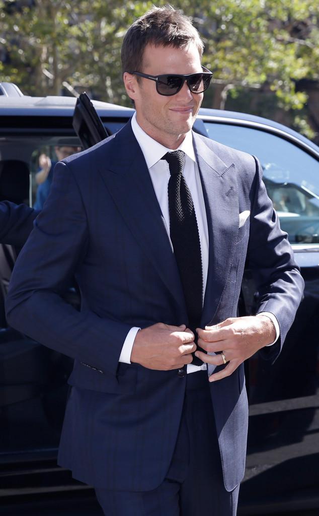 Tom Brady, Court