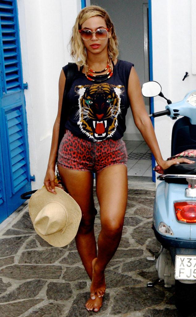 Beyonce, Muscle Tee