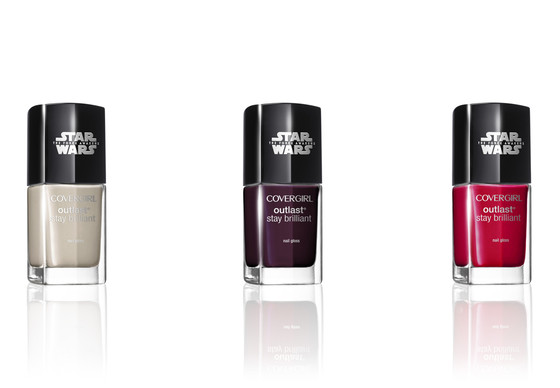 Covergirl, Star Wars