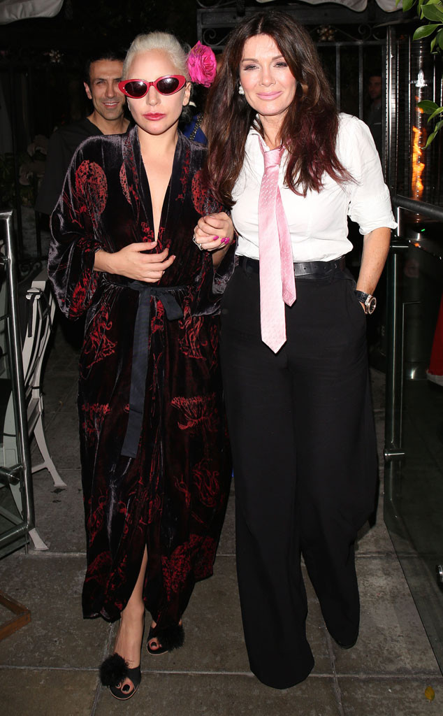 Lady Gaga, Lisa Vanderpump