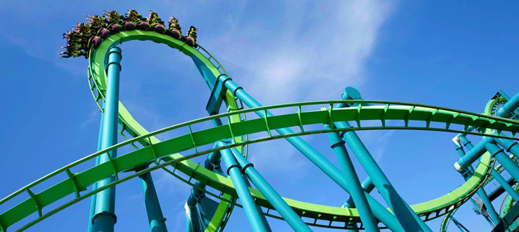 The Raptor, Cedar Point