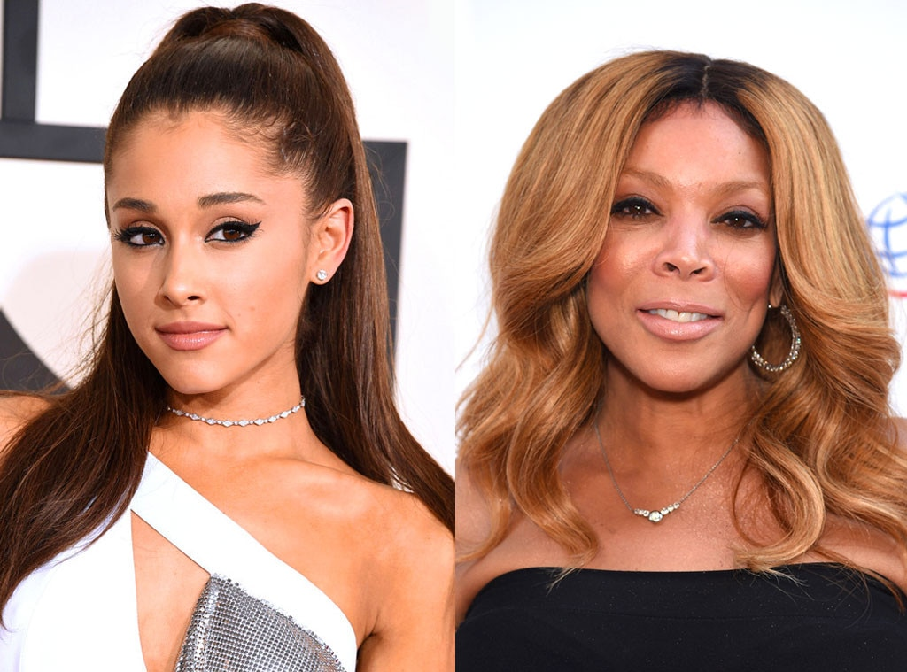 "no sweetener added -  In 2015, Williams received some backlash of her own  when she made comments  about  Ariana Grande' s appearance. ""She's 21. She'll forever look 12,"" she said."