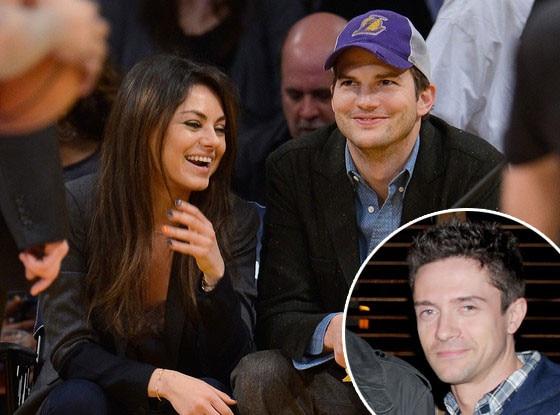 Ashton kutcher and mila kunis hookup for how long