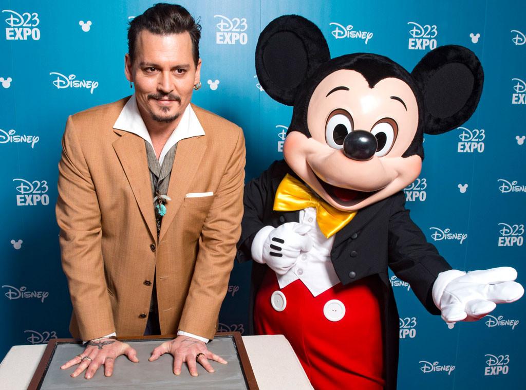 D23 Expo, Johnny Depp